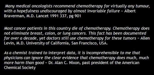 5 Chemo does not curecancer