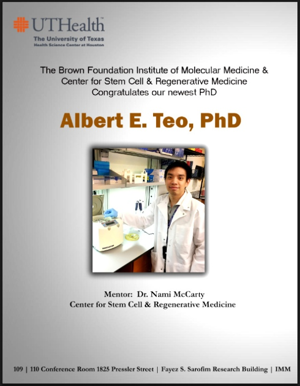 Albert-PhD